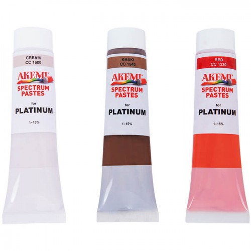 SPECTRUM паста за оцветяване на лепило PLATINUM