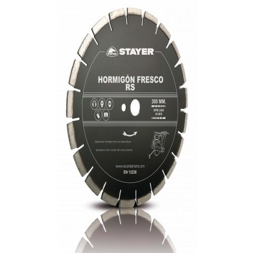 Диамантен диск STAYER HORMIGON FRESCO STANDARD