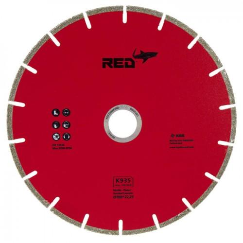 Диамантен диск KGS RED SILVER K935